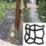 Moldes Para Pisos - Caminos En Concreto