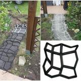 Moldes Caminos Concreto Jardin 50x50x4cm - Entrega Inmediata
