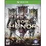 For Honor Xbox One Jogo Midia Fisica Xbox Pre Venda