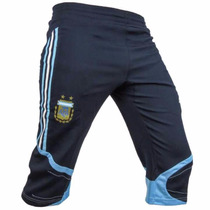 Pescador Pants Capri Adidas Argentina Afa Formotion Futbol
