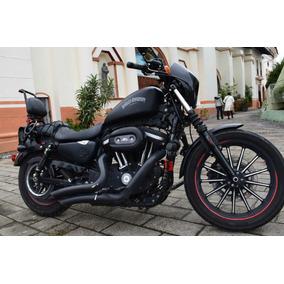 Harley Davidson Iron 883 2014 Nacional Equipada Abs