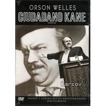 Ciudadano Kane Orson Welles Cine Clasico Culto Arte, Dvd