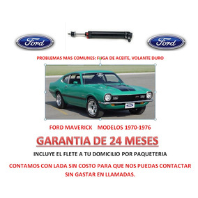Piston Cilindro Direccion Hidraulica Ford Maverick 1970