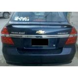 Chevrolet Aveo 09- Aleron.