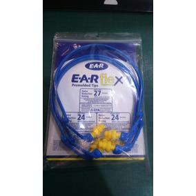 Protectores Auditivos Ear Flex Paquete Con 3