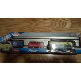 Trackmaster Thomas Y Amigos Philip Motorized Engine Tren