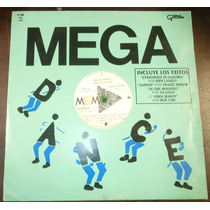 Disco Lp Vinilo Gapul Mega Dance Remix Versions