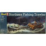 Revell - Barco Pesqueiro Mar Do Norte - Northsea Fishing Tra