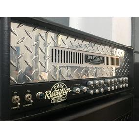 Head Mesa Boogie Dual Rectifier Reborn Zerado Aceito Troca