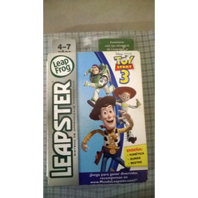 Toy Story 3 Videojuego Lapster Leap Frog