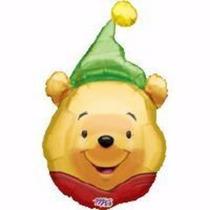 Globo Winnie Pooh Metalizado 14 Pulgadas Anagram