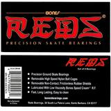 Rolamento Red Bones - Cor Vermelho