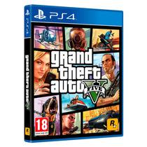 ® Grand Theft Auto V Gta 5 Gta V Para Ps4 Playstation 4 ®