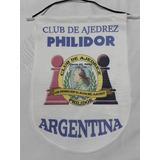 Banderin Personalizado Futbol, Egresados, Musica, Empresas
