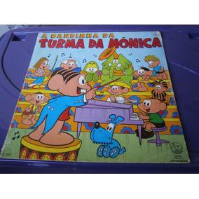 Capa De Vinil, A Bandinha Da Turma Da Mônica, Somente A Capa