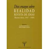 Diez Ensayos Sobre Realidad : Revista De Ideas Envío Gratis