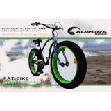 Fat Bike Aurora 26 6v Arenera