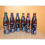 Colección Botellas Coca Cola! Envíos Gratis Capital Federal