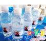10 Mini Garrafinha Água Mineral Personalizada