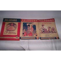 Peloduro.antiguas Publicaciones Uruguayas 1950....