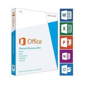Office 2013 Home Business Fpp Producto En Caja Sellado Nuevo