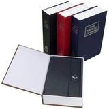 Cofre Livro Camuflado Formato Dicionário 2chaves Porta Joias