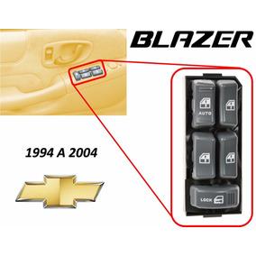 94-04 Chevrolet Blazer Control Maestro Vidrios Electricos