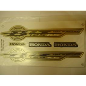 Faixa Adesivo Completo Honda Biz 125 Ks 2010 - Rosa / Preto