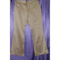 Pantalon De Fiesta L Brillante Fino Grande Especial Dorado