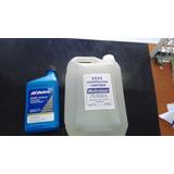 Liquido Refrigerante Acdelco 1lts Rojo Gm Y Agua Destilada