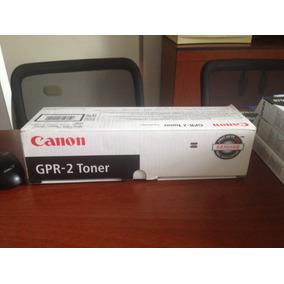Toner Canon Gpr-2 Original