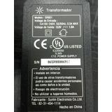 Transformador Modem Y Telefono Fijo - 9v 1a Con Cable Ac