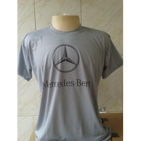 Camiseta Mercedes Benz F1 Senna Fórmula 1