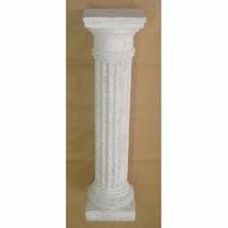 Columnas De Yeso Dorica De 60 Cm