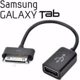 Adaptador Usb Otg Samsung Galaxy Tab 2 P3100 P3110 P3113