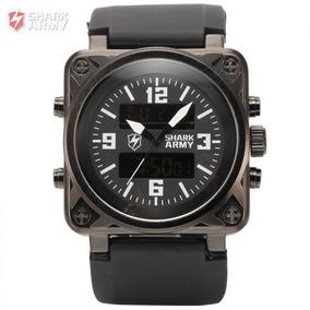 Relógio Militar Shark - Frete Grátis, Promoção