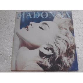 Vinil Madonna True Blue Brasil Encarte Poster Muito Bom Esta