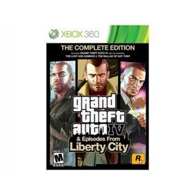 Gta Iv Ep Liberty City Para 360 ¡sólo En Gamers!