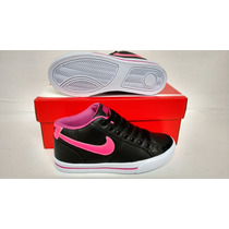 Tenis Botinha Nike Cano Alto Feminino Confortavel