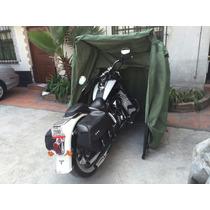 Cabina Abatible Gde Protege Del Agua Motocicletas