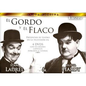 El Gordo Y El Flaco Sus Mejores Capitulos Español Dvd