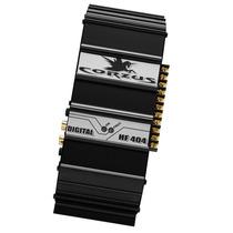 Modulo Amplificador Corzus Hf404 400w Rms 4 Canais Digital