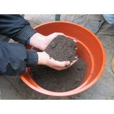 Bolsa De Tierra Negra Fertil De Jardineria 25 Kg