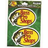Calcomanias Bass Pro Shops