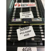 Memoria 8gb 2x4gb Pc2-5300f Fb-dimm Dell Poweredge 2900 2950