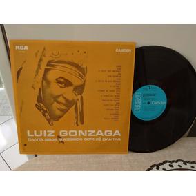 Lp-luiz Gonzaga-canta Seus Sucessos Com Zé Dantas-raro