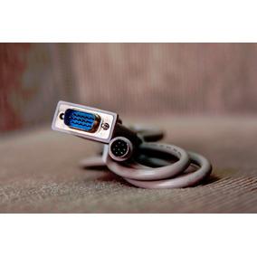 Cable Vga 8 Pin A Vga 15 Pin Sintonizadora Externa Tv