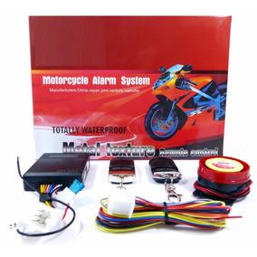 Alarma De Moto C/ Arranque A Distancia, 2 Controles C/sirena