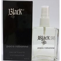 Perfume Black Xs Paco Rabanne Para Caballeros