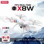 Drone Syma X8w Cámara Hd, Fpv, Modo Headless Soporta Gopro